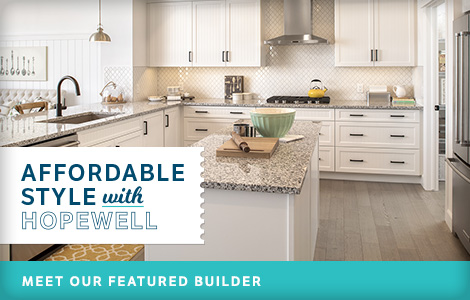 Hopewell Residential kitchen
